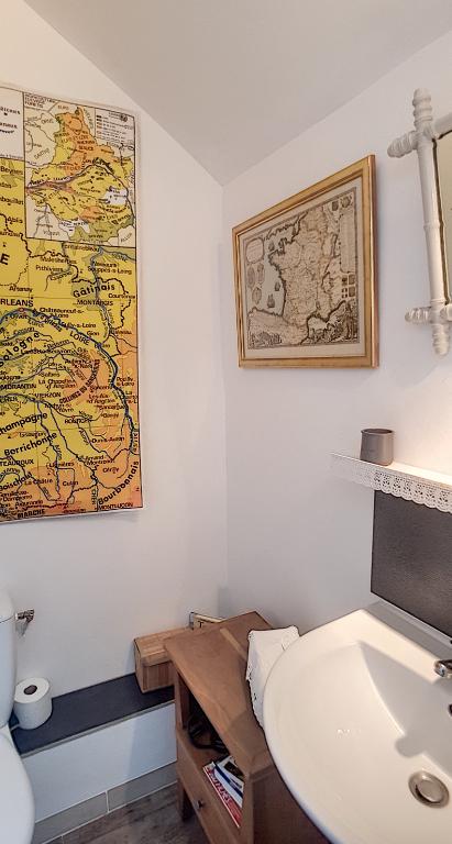 Maison à vendre - Jolie petite Maison de ville 5 pièce(s) 91 m2