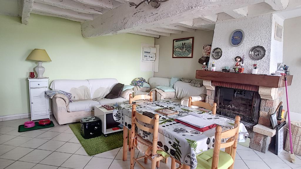 Maison à vendre - Maison Anjouin 3 pi
