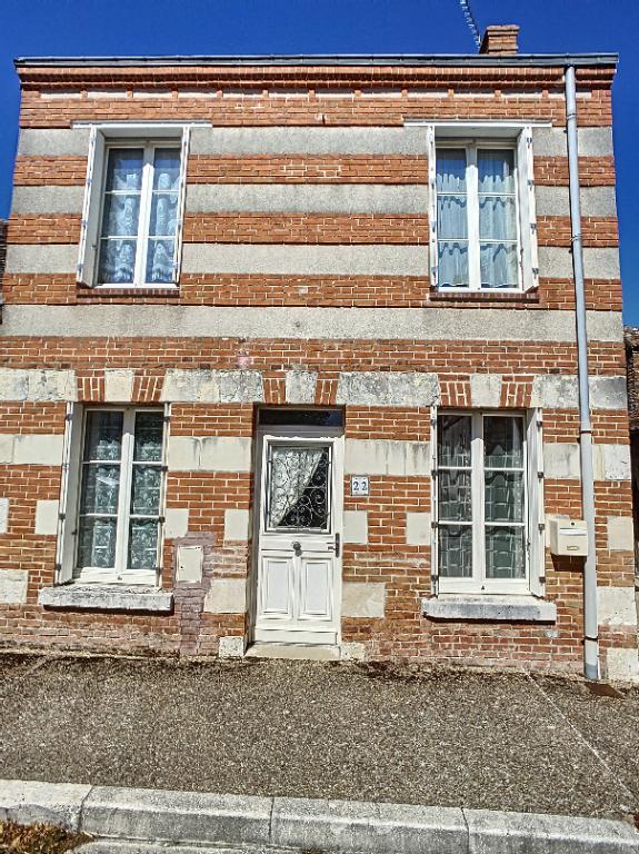 Maison 4 pièces - 3 chambres - VERNOU-EN-SOLOGNE