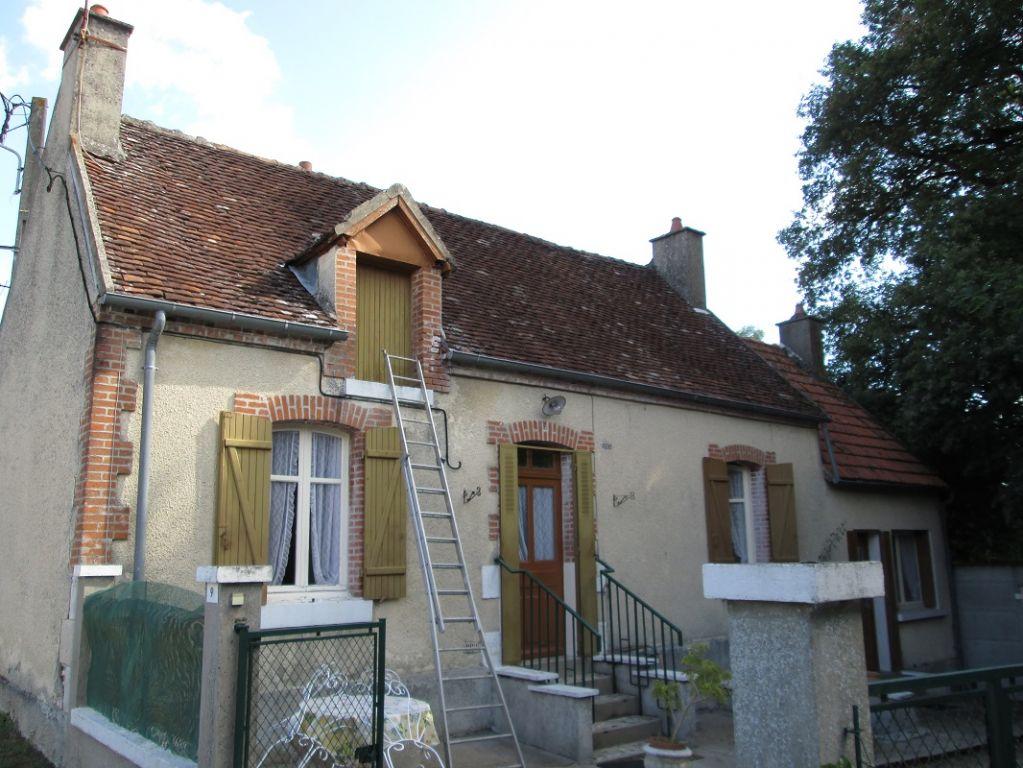 Maison 3 pièces - 2 chambres - VILLEFRANCHE-SUR-CHER